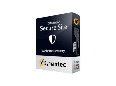 Symantec Secure Site 상품 대표이미지