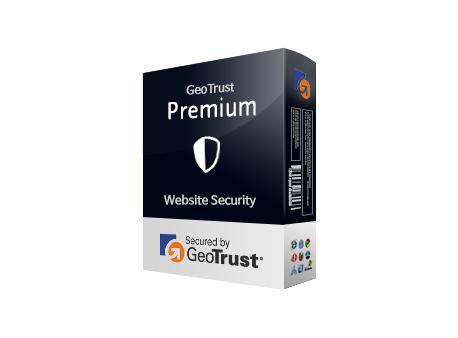 GeoTrust Premium 상품 대표이미지