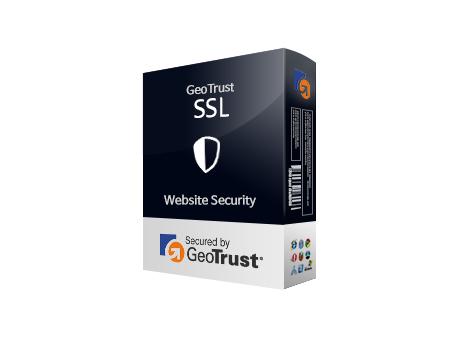 GeoTrust SSL 상품 대표이미지